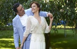 Mustafa Uslu'nun ev aldığı iddialarını eşi Sinem Öztürk yalanladı!