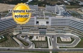 18 kente yeni şehir hastanesi inşa edilecek!