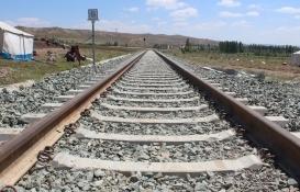 Samsun-Sivas demiryolu hattının test sürüşleri yapıldı!