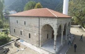 Ordu Merkez Cami'nin restorasyon çalışmaları tamamlandı!