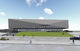 İzmir'e yeni spor tesisi inşa edilecek!
