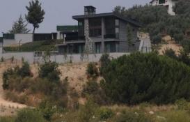 Nilüfer Belediye Başkanı Turgay Erdem'in villasına inceleme!
