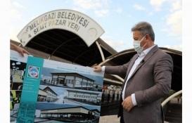Kayseri Melikgazi'ye çok amaçlı tesis yatırımı!