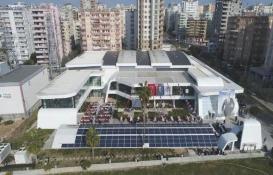 ASKİ Atatürk Spor Salonu'na En iyi Sosyokültürel Yapı Ödülü!