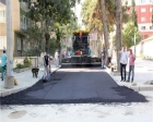 Burdur'daki İstasyon Caddesi yenilendi!