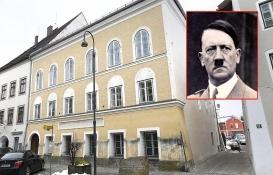 Hitler'in doğduğu ev polis merkezine dönüştürülecek!