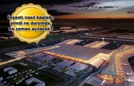 15 soruda İstanbul 3. havalimanı projesi!