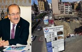 Trabzon katlı otopark projesi için 25 milyon TL'lik kamulaştırma!