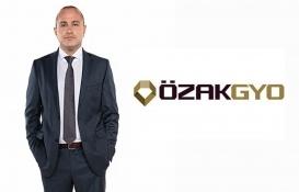 Ahmet Akbalık, yeniden Özak GYO Yönetim Kurulu Başkanı oldu!