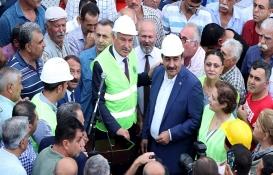 Adana Şakirpaşa Kültür Evi'nin temeli atıldı!