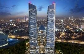 Skyland İstanbul'un örnek dairesi tamam!