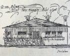 1947 yılında İncirli'de 9.000 liradan başlayan fiyatlarla ev!