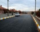 TOKİ Çankırı Tarım Köy Konutları'nın yollarına asfalt!