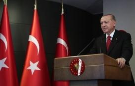 Cumhurbaşkanı Erdoğan'dan 1915 Çanakkale Köprüsü paylaşımı!