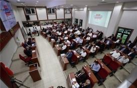 Sakarya Büyükşehir Belediye Meclisi'nde imar konuşulacak!