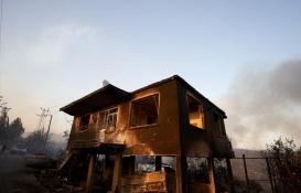 Orman yangınlarından zarar gören evler sigorta kapsamında mı?