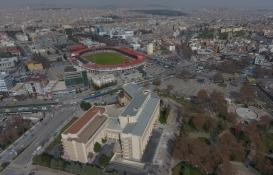 TOKİ Gaziantep Millet Bahçesi ihalesi 30 Ekim'de!