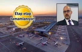İstanbul Havalimanı'nın 4'üncü pisti 24 ayda tamamlanacak!