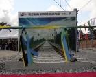 Doğu Afrika'nın en hızlı tren hattı için temel atıldı!