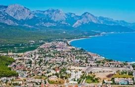 Kemer'de 93 milyon TL'ye icradan satılık tatil köyü!