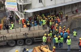 İnşaat-İş sendikasından 'İstanbul'daki şantiyeler durdurulsun' önerisi!