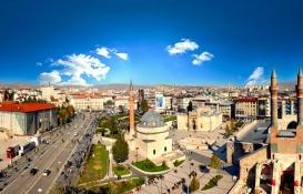 Sivas'ta 4 milyon TL'ye icradan satılık arsa!