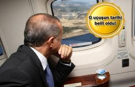 3. havalimanının ilk misafiri Cumhurbaşkanı'nı taşıyan uçak olacak!