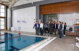 Konya Meram'a yeni spor tesisi müjdesi!