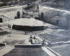 1947 yılında İstanbul Açık Hava Tiyatrosu inşası bitmek üzere!