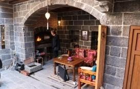 Tarihi Diyarbakır evleri turizme kazandırılıyor!