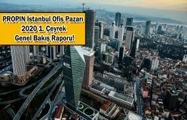 İstanbul'un en yüksek ofis kirası hangi bölgede?