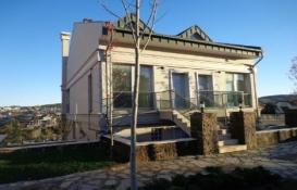 Sarıyer Dragani Sitesi'nde 9.2 milyon TL'ye icradan satılık 8 villa!