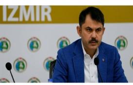Murat Kurum: İzmir'de gerekli alanlarda kentsel dönüşüm çalışması yapılacak!