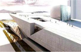 İzmir Opera binasının temeli 25 Eylül'de atılacak!