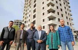 Kayseri Kazım Karabekir Kentsel Dönüşüm'de binalar yükseliyor!