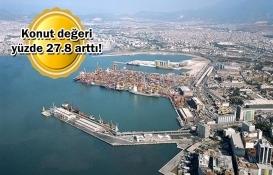 İzmir gayrimenkulde yükselişe geçti!