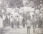 1967 yılında tersane yapılmasını istemeyen Belediye'yi, halk protesto etmiş!
