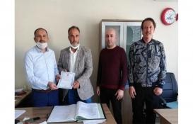 Antalya'da mesleki yeterlilik belgesi eğitim alanı için arsa satışı!