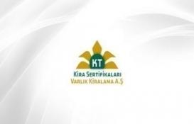 KT Kira Sertifikaları'nın kira sertifikası ihraç tavanı başvurusuna onay!