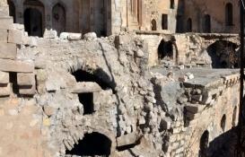 Mardin'de yıkılan caminin yerine yenisi inşa ediliyor!