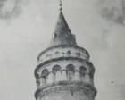 1967 yılında Galata Kulesi'nin restorasyonu tamamlanmış!
