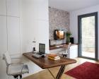 Küçük evler için çalışma odası önerisi!