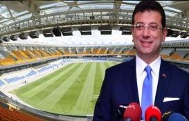 Fatih Terim Stadyumu Bakanlığa devrediliyor!