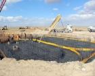 Konya atıksu arıtma tesisleri inşaatı