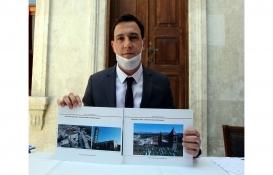 Suriye Afrin'deki iki tarihi yapı restore ediliyor!