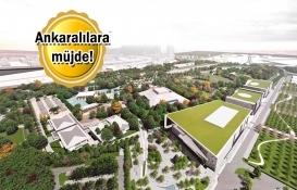 Ankara Kızılcahamam Millet Bahçesi ihalesi yarın!