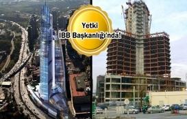 Diamond of İstanbul projesine İBB'den izin çıkmadı!