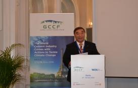 Dünya Çimento Birliği Genel Kurulu 5 Aralık'ta Londra'da toplanacak!