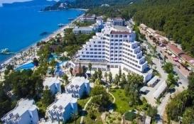 Comfort Beach Resort Hotel 99.2 milyon TL'ye icradan satılıyor!