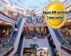 Alışveriş merkezleri yaşam